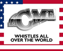 Acme Whistles USA Logo